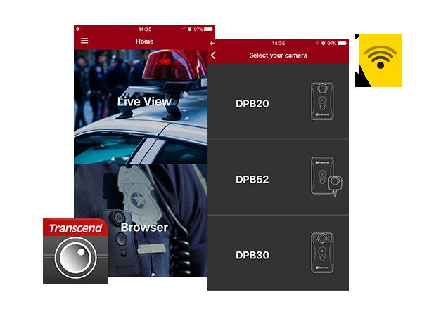 Ứng dụng DrivePro Body độc quyền