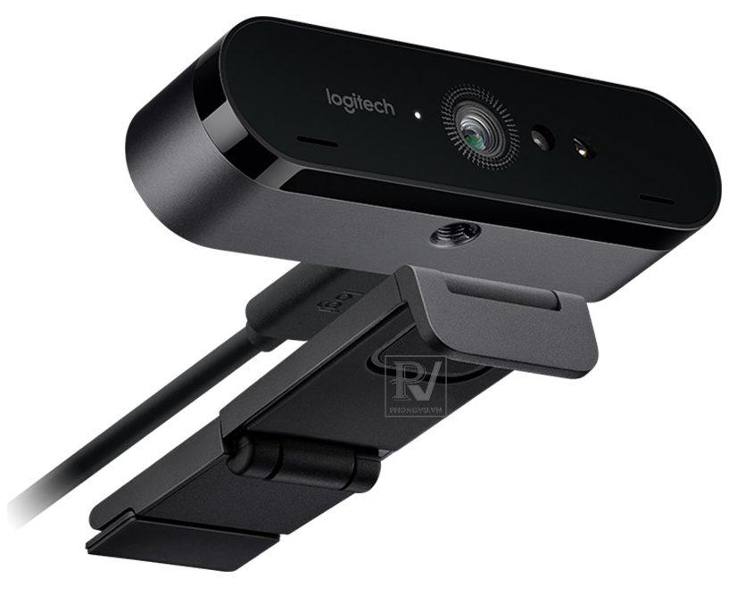 Webcam Logitech Brio-4K Ultra HD