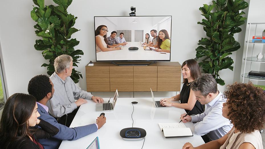 Hoàn hảo cho các phòng họp lớn