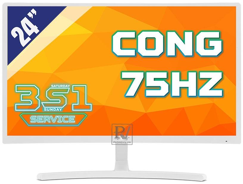 """Màn hình LCD Acer 24"""" ED242QR"""