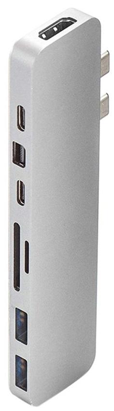 Bộ chia/ Hub USB-C HyperDrive Pro 8 in 2 GN28D-SL