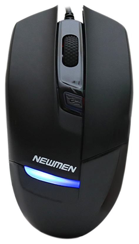 Chuột máy tính có dây Newmen G10+