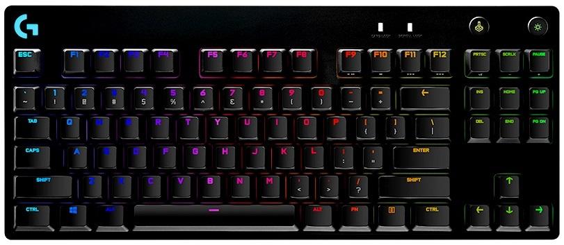 Bàn phím cơ Gaming Logitech G Pro X