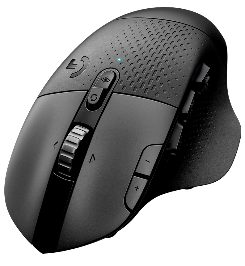 Chuột máy tính gaming không dây Logitech G604