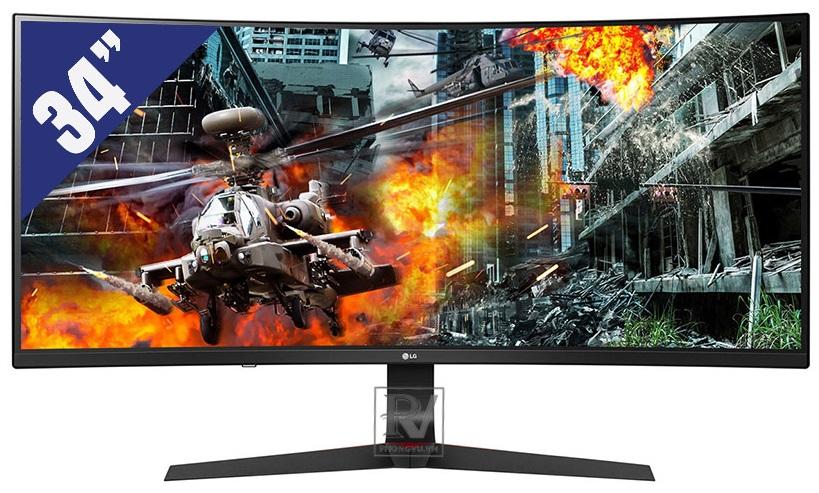 """Màn hình LCD LG 34"""" 34GL750-B.ATV"""
