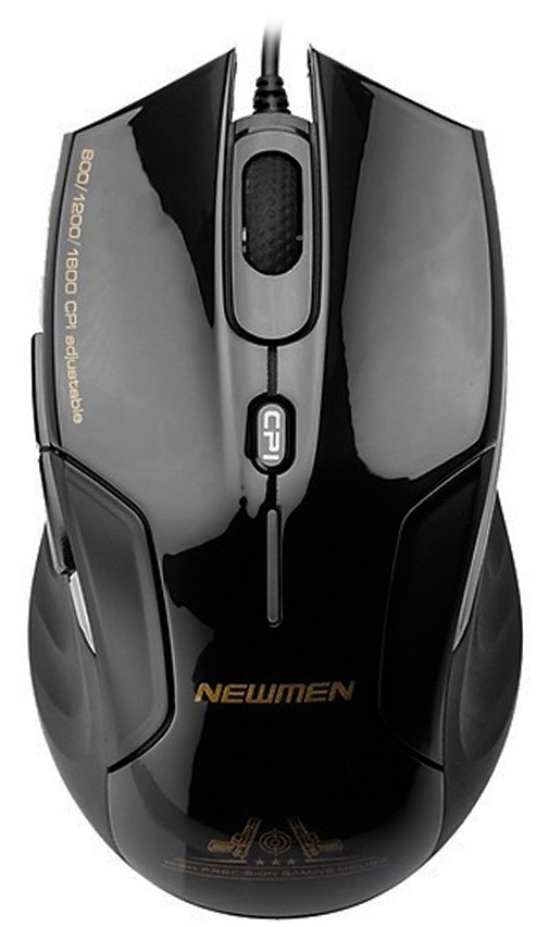 Chuột máy tính có dây Newmen G7+