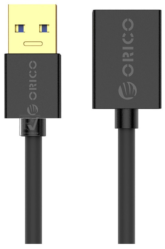 Cáp USB nối dài 3.0 Orico U3-MAA01-15-BK (1.5m)