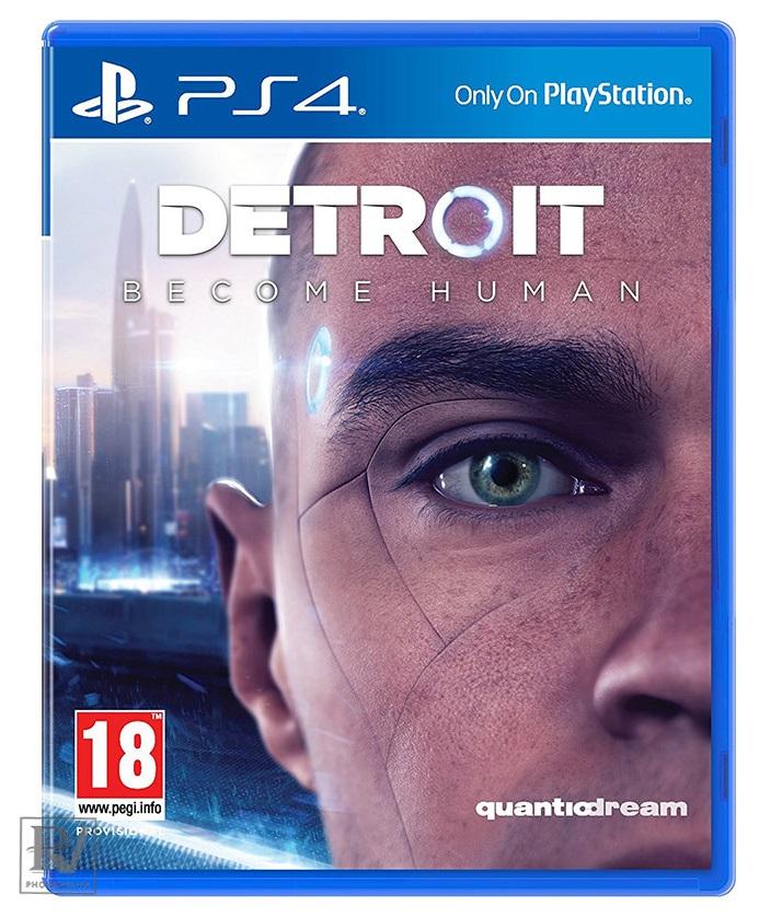 Detroit: Become Human (PCAS-05060E)