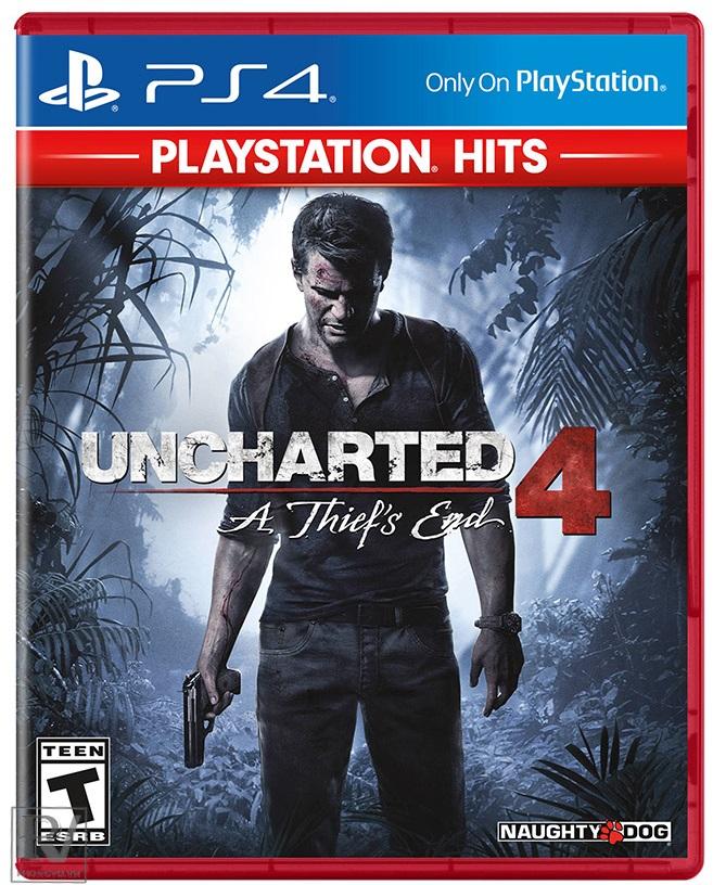 Đĩa game PS4 Uncharted 4 (PCAS-20006E)