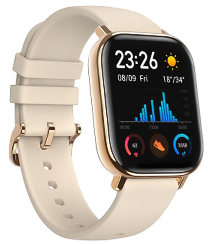 Đồng hồ thông minh AMAZFIT GTS (Vàng)