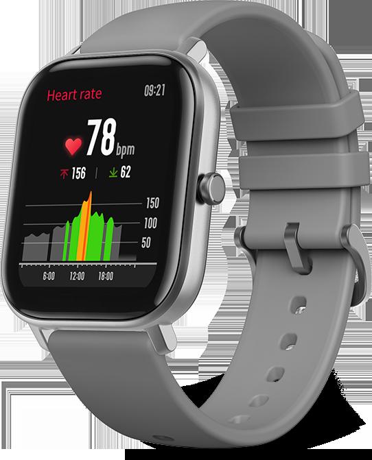 Đồng hồ thông minh AMAZFIT GTS (Xám)