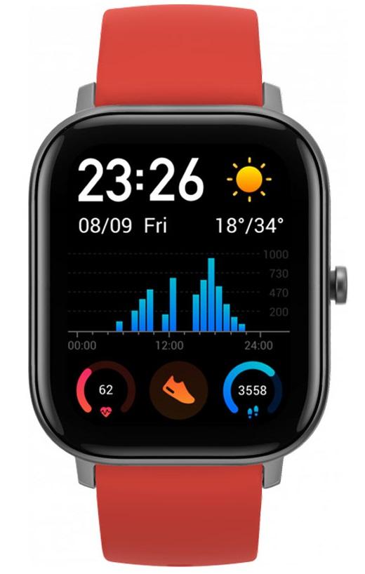 Đồng hồ thông minh AMAZFIT GTS (Đỏ)