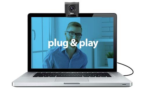 AVer-CAM340-plug-play