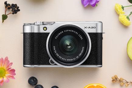 Fujifilm-X-A20