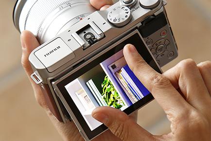 Fujifilm X-A3-1