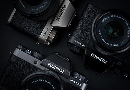 Fujifilm X-T100-2