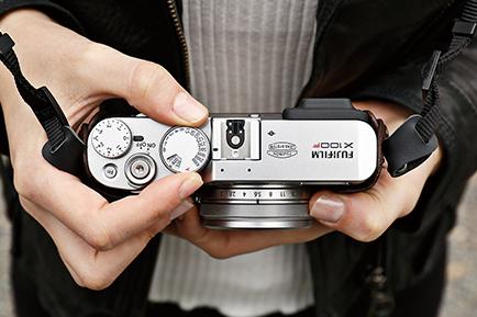 Fujifilm X100F-2