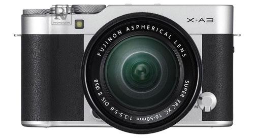 Fujifilm_X-A3_16-50mm_II_Kit_Silver_1