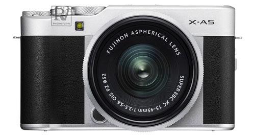 Fujifilm_X-A5_15-45mm_II_Kit_Silver_1