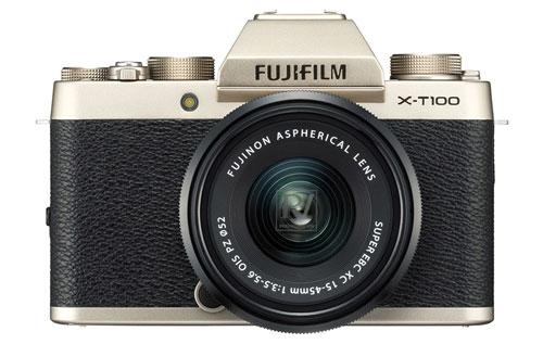 Fujifilm_X-T100_15-45mm_II_Kit_ChampagneGold_1