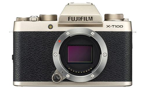 Fujifilm_X-T100_Body_ChampagneGold_1