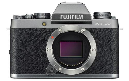 Fujifilm_X-T100_Body_DarkSilver_1