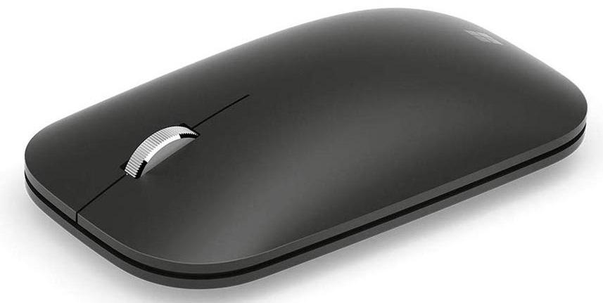 Chuột không dây bluetooth Microsoft Modern Mouse (Đen)