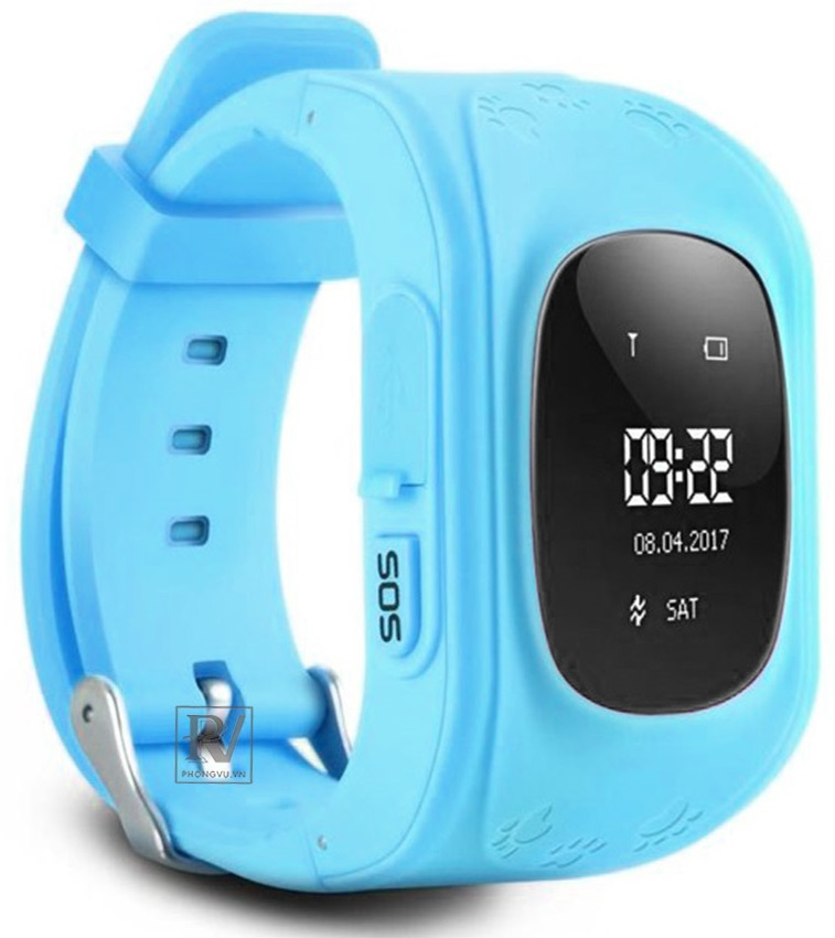 Đồng hồ định vị cho trẻ em Sotate YQT_B (Xanh dương)