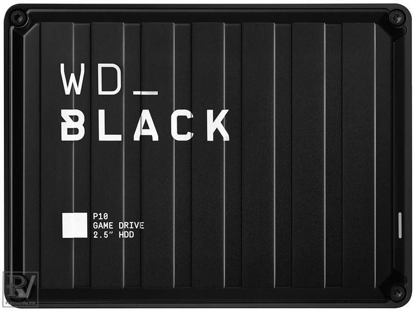 "Ổ cứng HDD WD BLACK P10 Game Drive 2TB 2.5"", 3.2 (WDBA2W0020BBK-WESN) (Đen)"