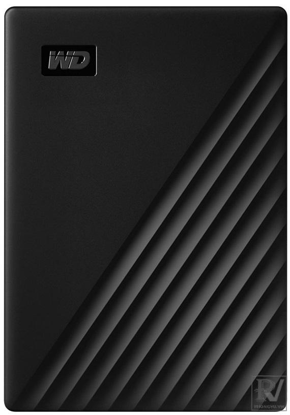 "Ổ cứng HDD WD My Passport 4TB 2.5"", 3.2 (WDBPKJ0040BBK-WESN) (Đen)"