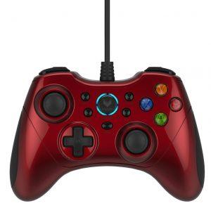 Tay cầm Game Pad Rapoo V600 (Đỏ)