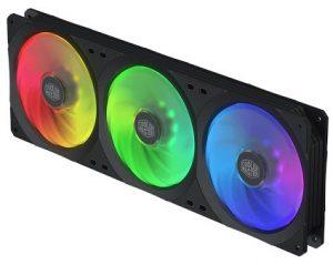 Quạt Case Cooler Master Masterfan SF360R ARGB