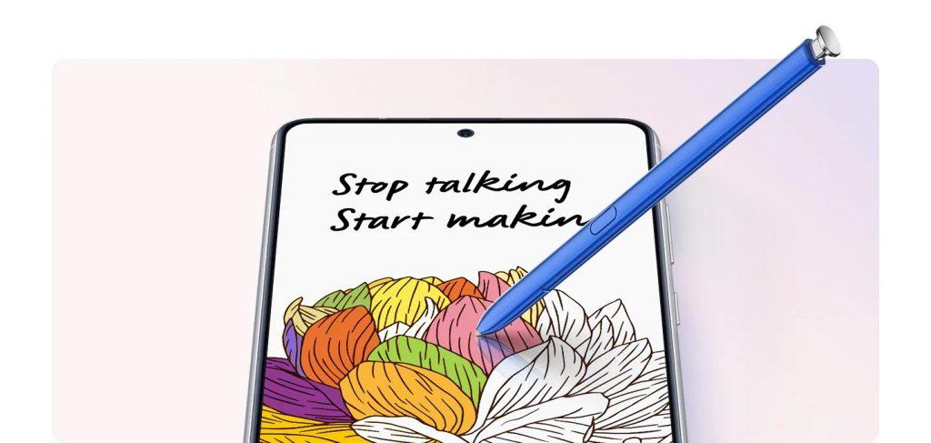Sức mạnh tuyệt vời của chiếc bút S Pen