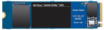 Ổ cứng SSD WD SN550 500GB M.2 2280 NVMe Gen3 x4 (WDS500G2B0C)