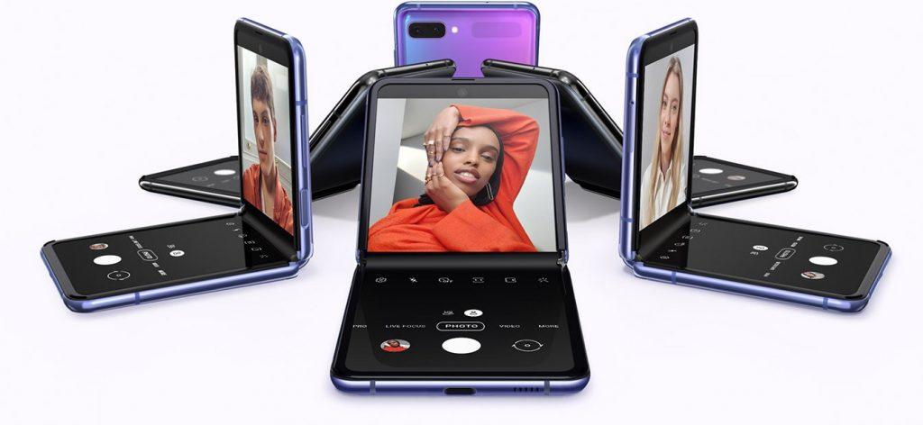 Điện Thoại Di Động Samsung Galaxy Z Flip