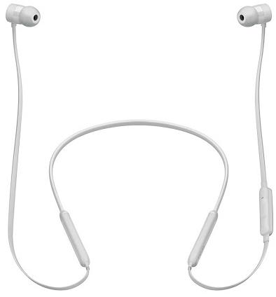 Apple-BeatsX-Earphones---Satin-Silver,-MX7W2-2