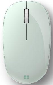 Chuột không dây Bluetooth Mouse Microsoft RJN-00029 (Xanh bạc hà)