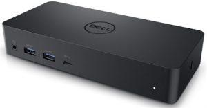 Hub chuyển đổi Dell Universal Dock - D6000 - UK Type (HK/SG/MY) - SNP (70177152)