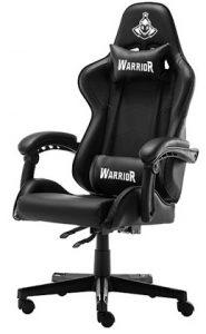 Ghế gaming Warrior Crusader Series WGC102 (Đen)