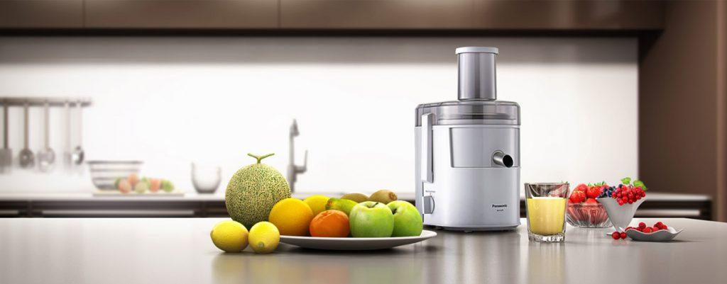 Máy ép trái cây Panasonic MJ-SJ01WRA