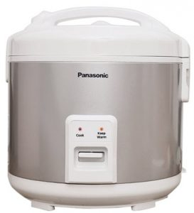 Nồi cơm điện nắp gài Panasonic 18 lít SR-MVN187LRA