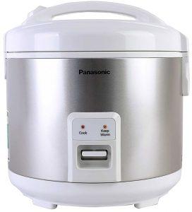 Nồi cơm điện nắp gài Panasonic 1 lít PANC-SR-MVN107LRA
