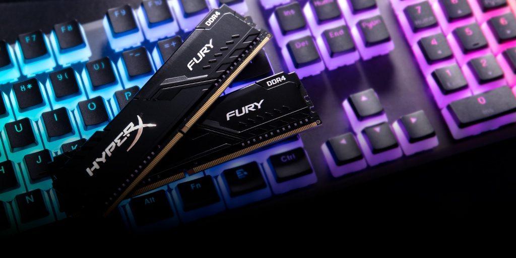 Bộ nhớ DDR4 Kingston HyperX Fury 16GB (2666) (HX426C16FB3/16)