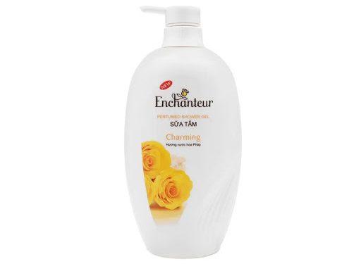 Sữa tắm Enchanteur Charming 650g