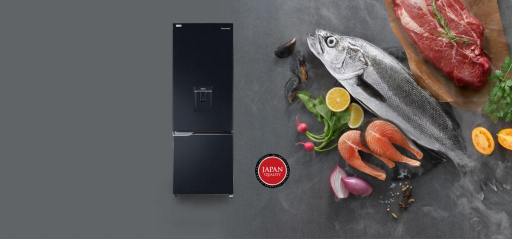 Tủ lạnh Panasonic Inverter 290 lít NR-BV320WKVN
