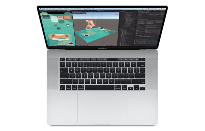 Apple-MacBook-Pro-16-2019-ban-phim