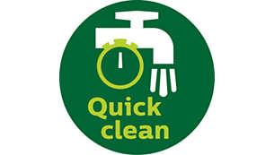 Công nghệ làm sạch nhanh (QuickClean)