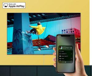 Kết nối cùng AirPlay 2