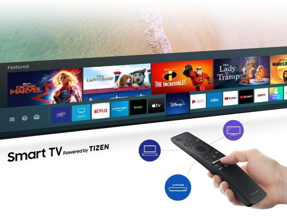One Remote và Smart Hub