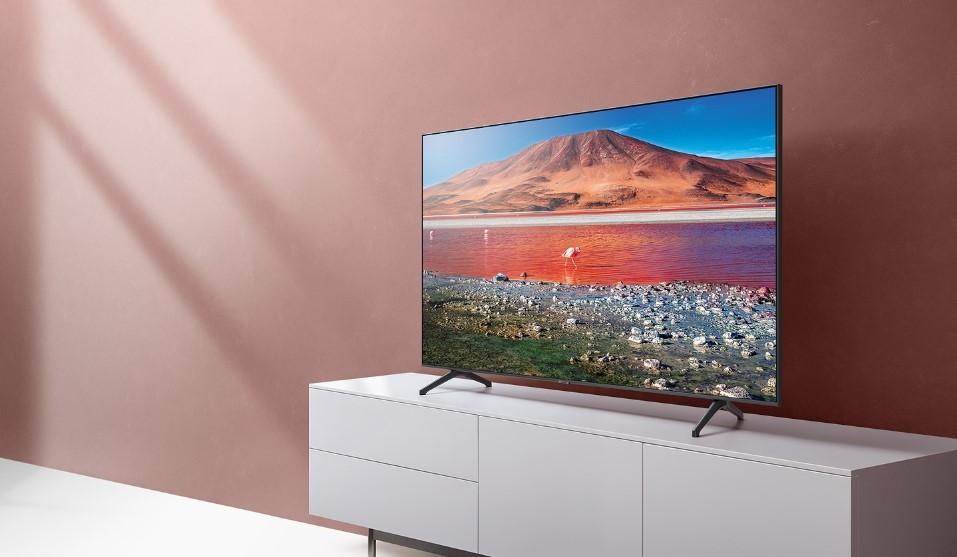 Smart Tivi Samsung 4K 55 inch UA55TU7000KXXV
